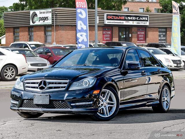 2012 Mercedes-Benz C-Class Sport  - 598499  - Octane Used Cars
