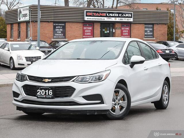 2016 Chevrolet Cruze LS  - 267152  - Octane Used Cars