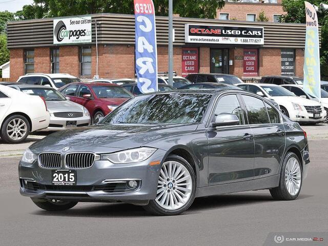 2015 BMW 3 Series 328i xDrive  - WBA3B3C57FF545602  - Octane Used Cars