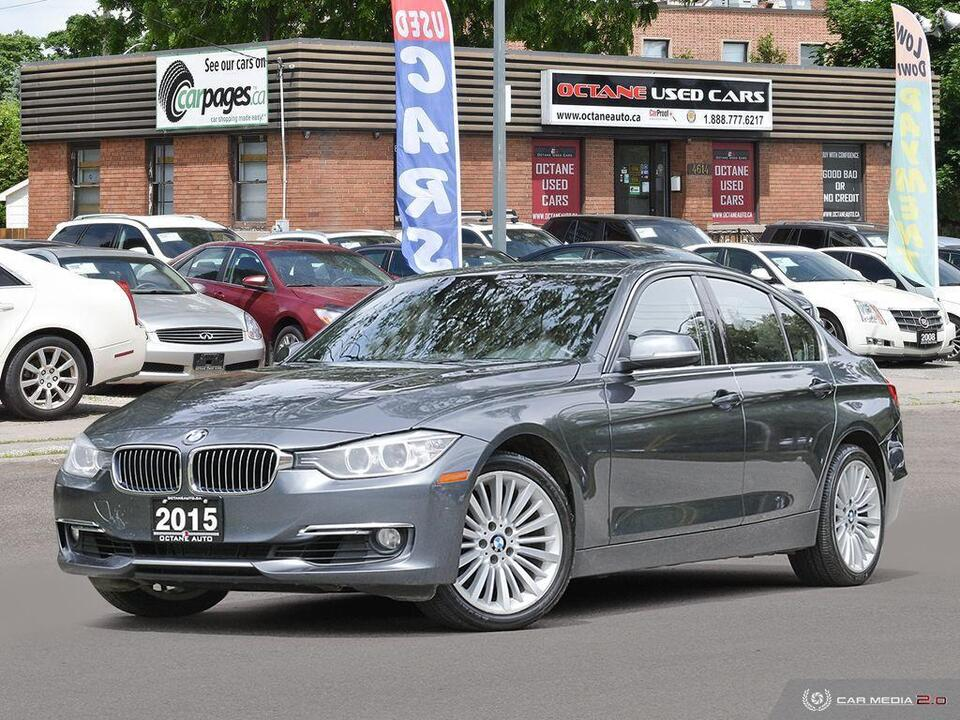 2015 BMW 3 Series 328i xDrive image 1 of 26