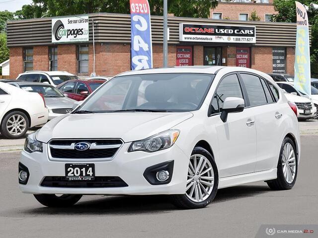 2014 Subaru Impreza Wagon 2.0i Limited  - 329501  - Octane Used Cars