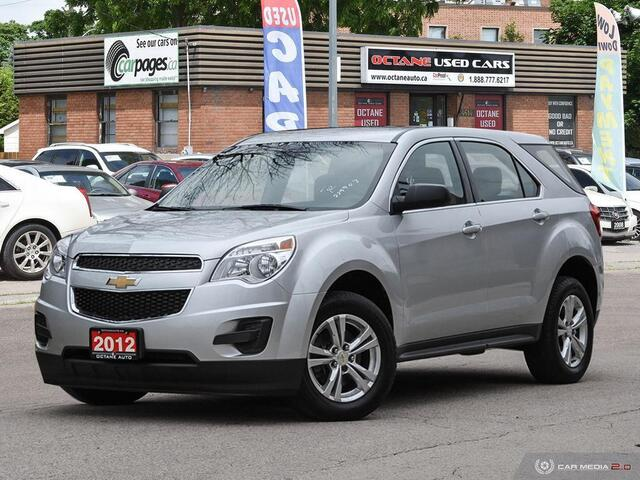 2012 Chevrolet Equinox LS 1-Owner Vehicle! LOW KMS!  - 229903  - Octane Used Cars