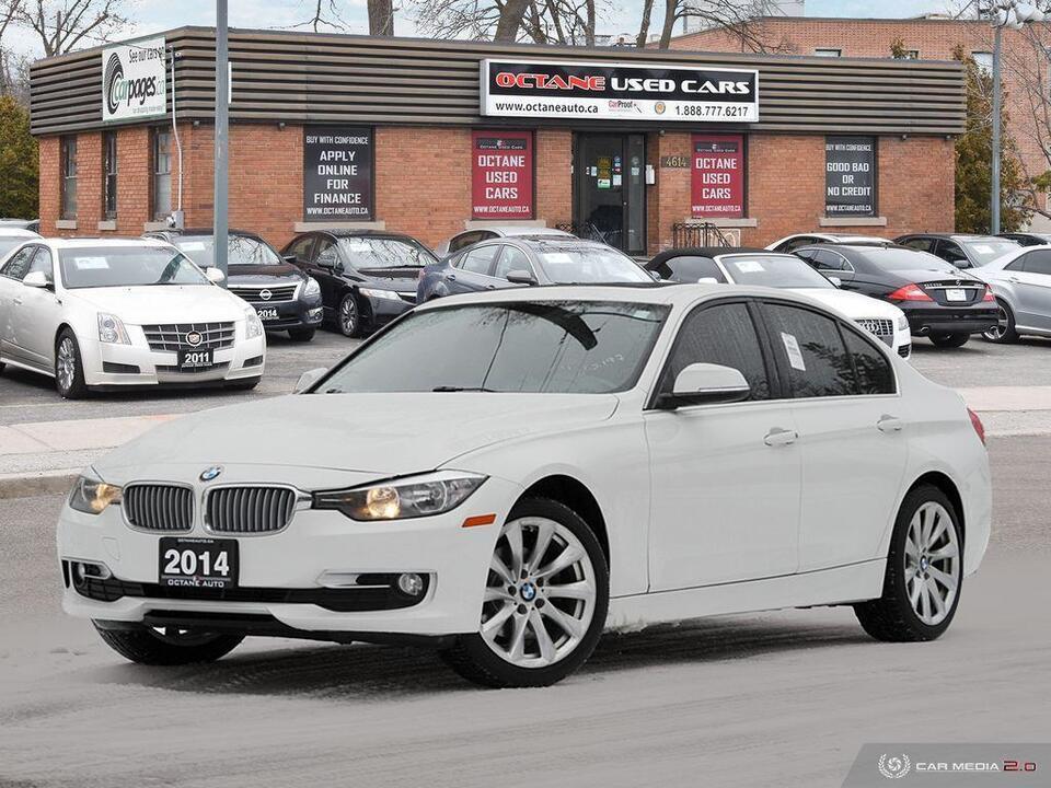 2014 BMW 3 Series 320i xDrive image 1 of 26