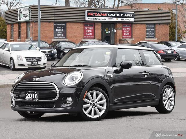 2016 Mini Cooper Hardtop  - B14460  - Octane Used Cars