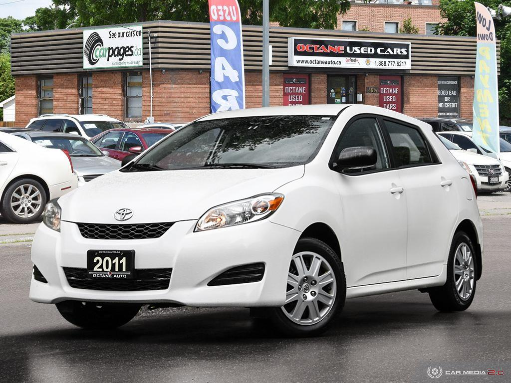 2011 Toyota Matrix  - 666667  - Octane Used Cars
