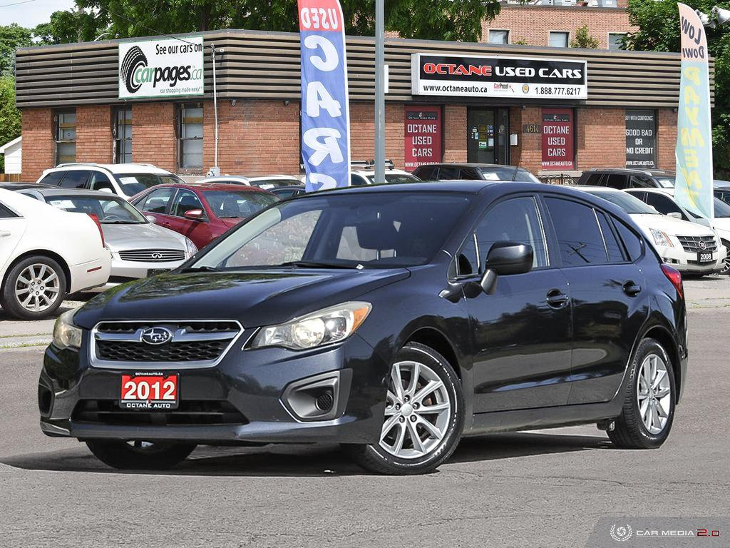 2012 Subaru Impreza Wagon 2.0i Premium image 1 of 27