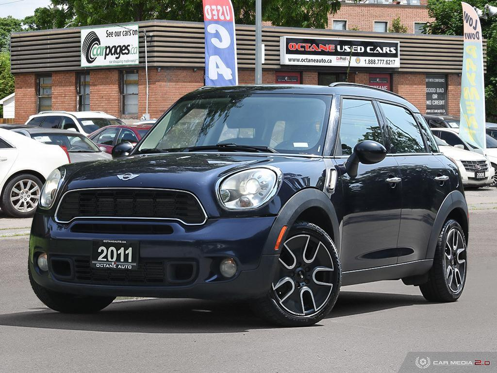 2011 Mini Cooper Countryman S  - H98072  - Octane Used Cars