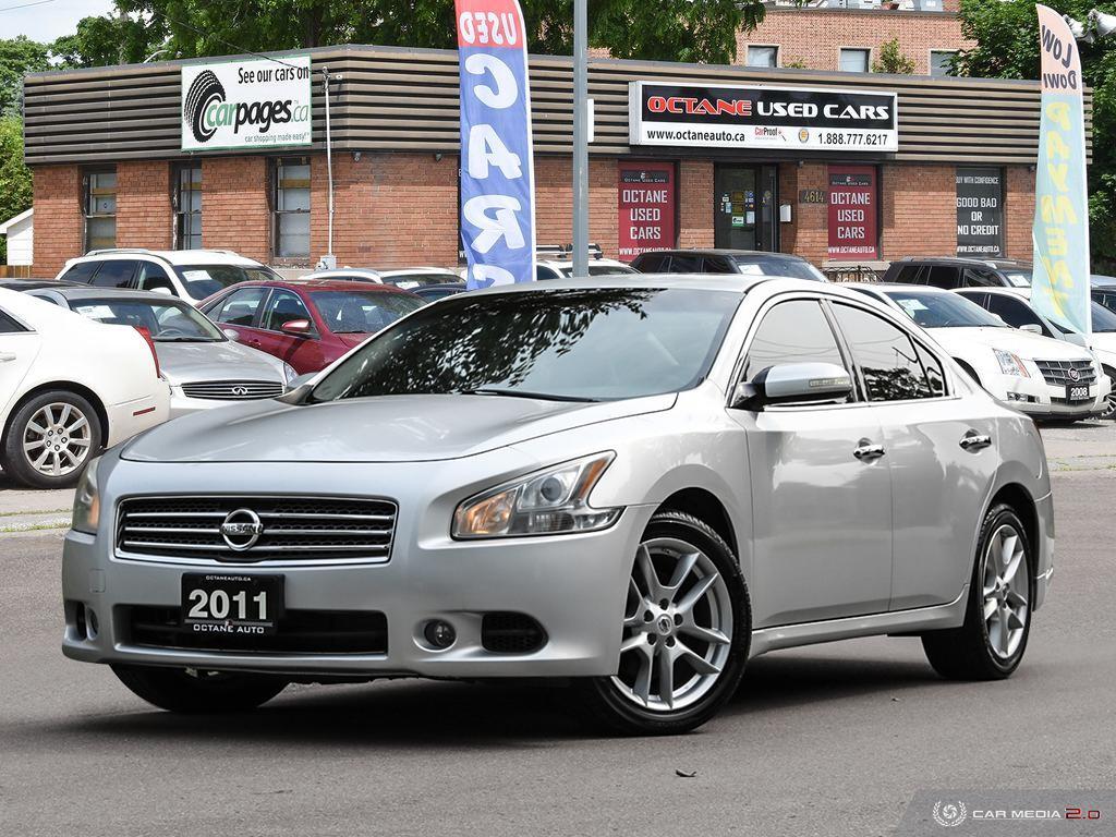 2011 Nissan Maxima 3.5 S  - 802079  - Octane Used Cars