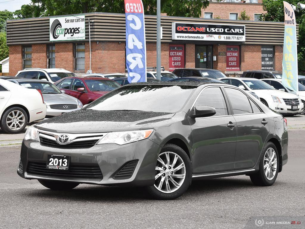 2013 Toyota Camry LE  - 651630  - Octane Used Cars