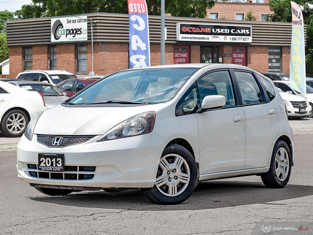 2013 Honda Fit Sport  - 006199  - Octane Used Cars