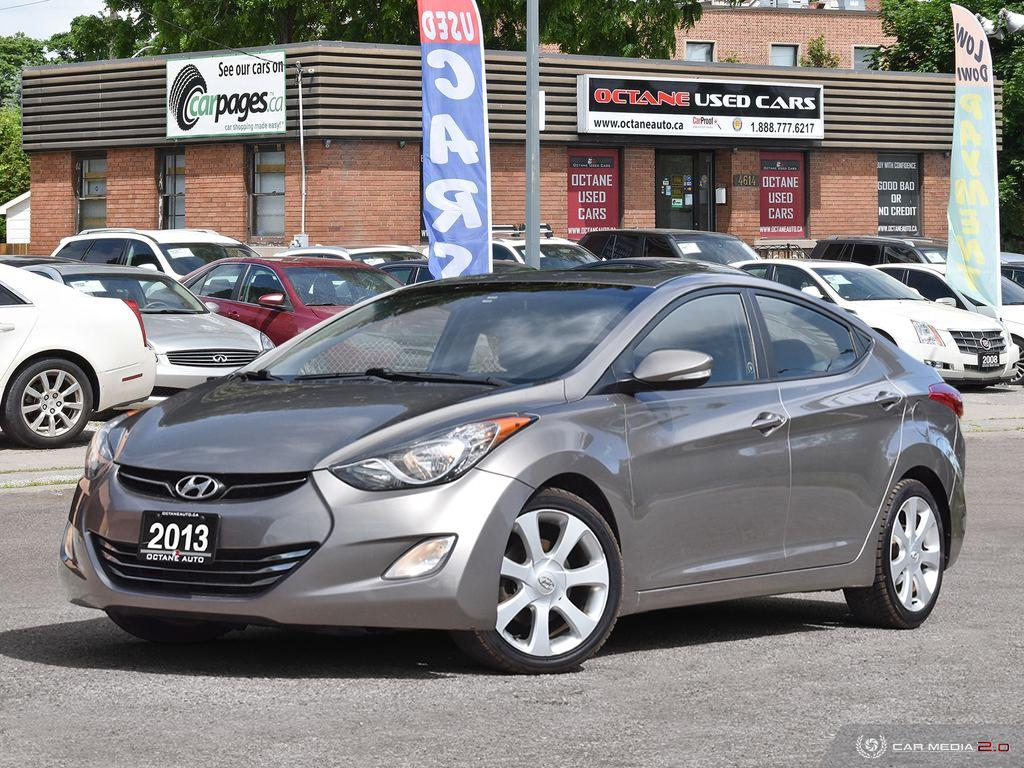 2013 Hyundai Elantra Limited  - 218996  - Octane Used Cars