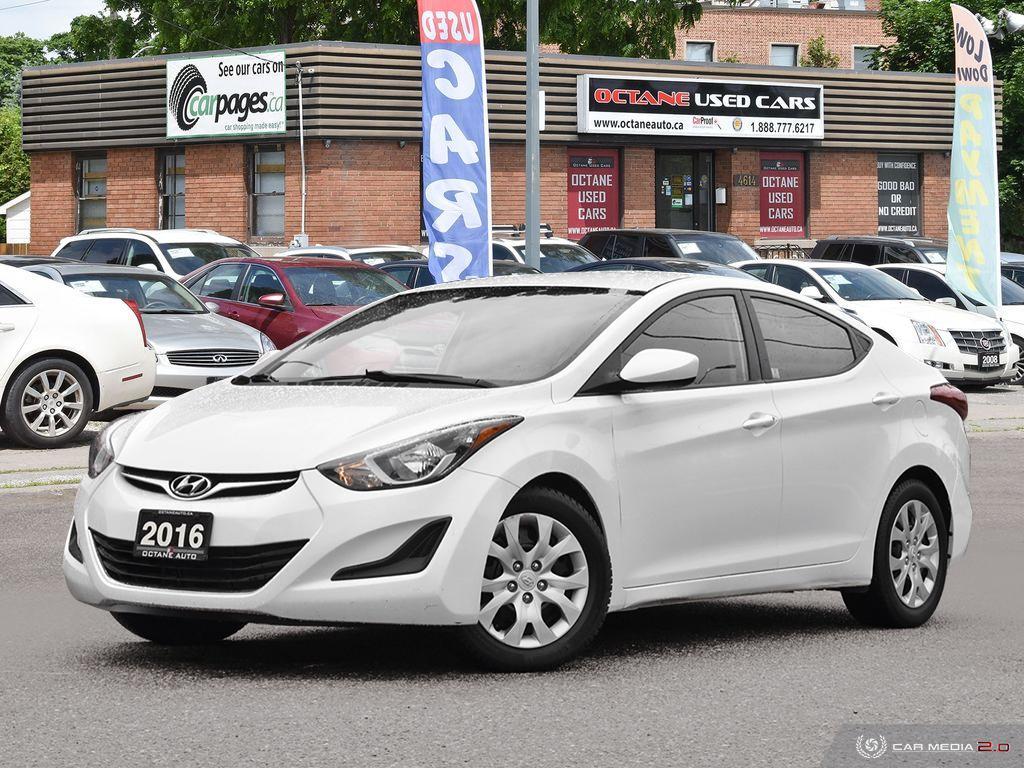 2016 Hyundai Elantra GL  - 692080  - Octane Used Cars