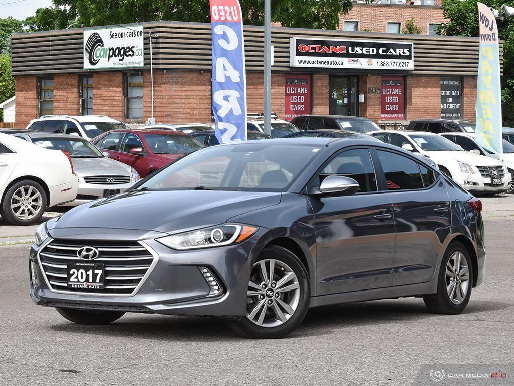 2017 Hyundai Elantra GL  - 091954  - Octane Used Cars