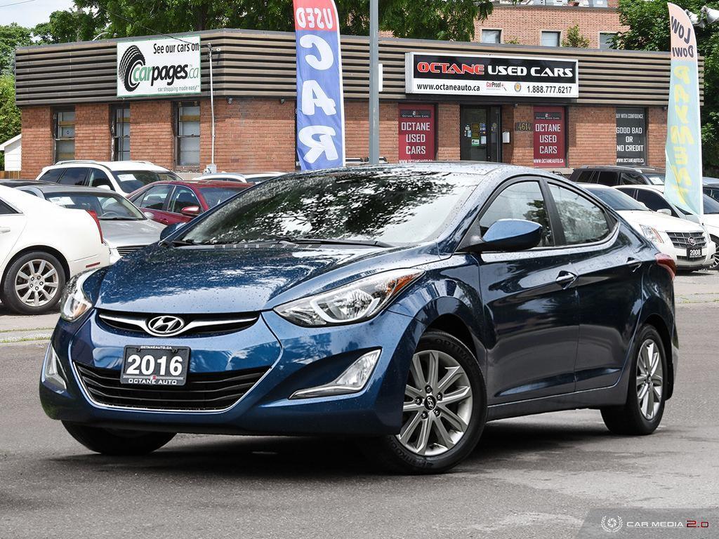 2016 Hyundai Elantra SE image 1 of 27