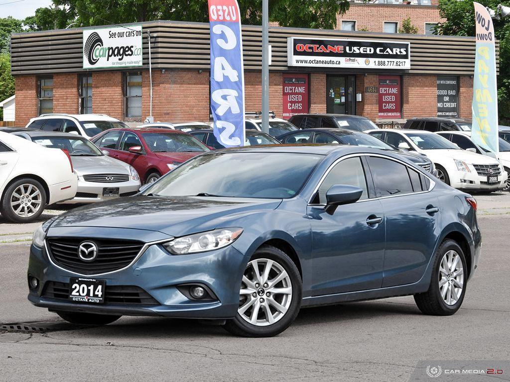 2014 Mazda Mazda6 i Touring  - 105578  - Octane Used Cars