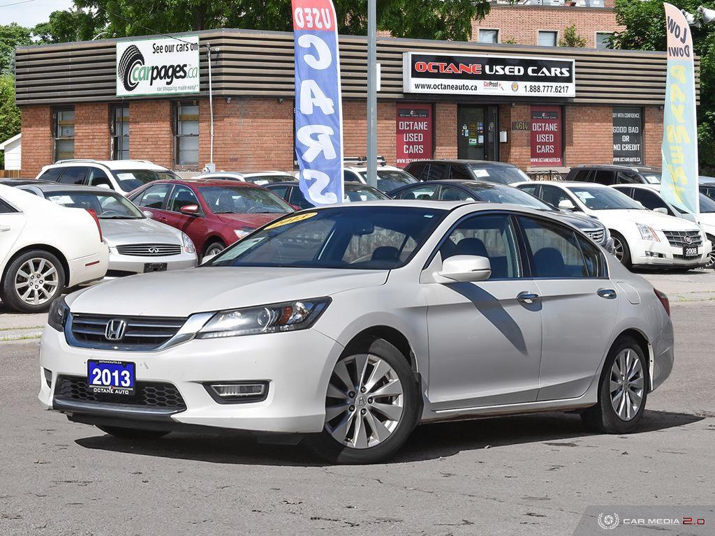 2013 Honda Accord EX-L  - 802868  - Octane Used Cars