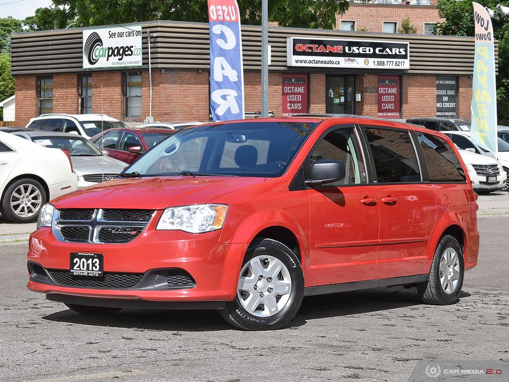 2013 Dodge Grand Caravan SE  - 543276  - Octane Used Cars