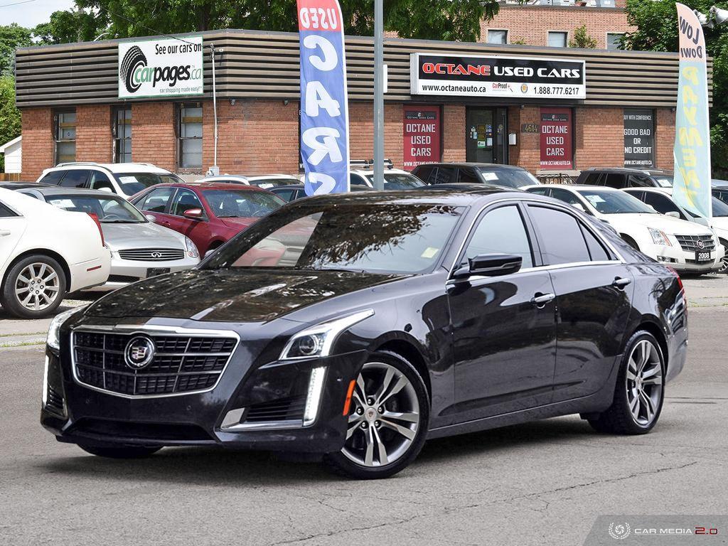 2014 Cadillac CTS Vsport RWD image 1 of 27