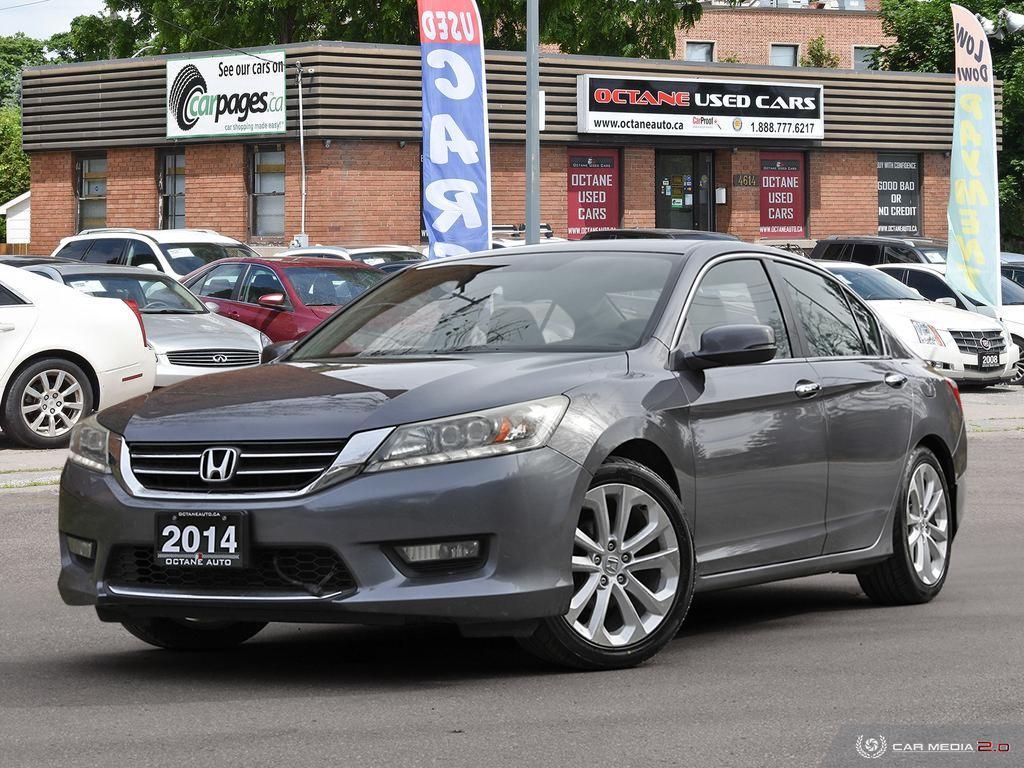 2014 Honda Accord Touring  - 805508  - Octane Used Cars