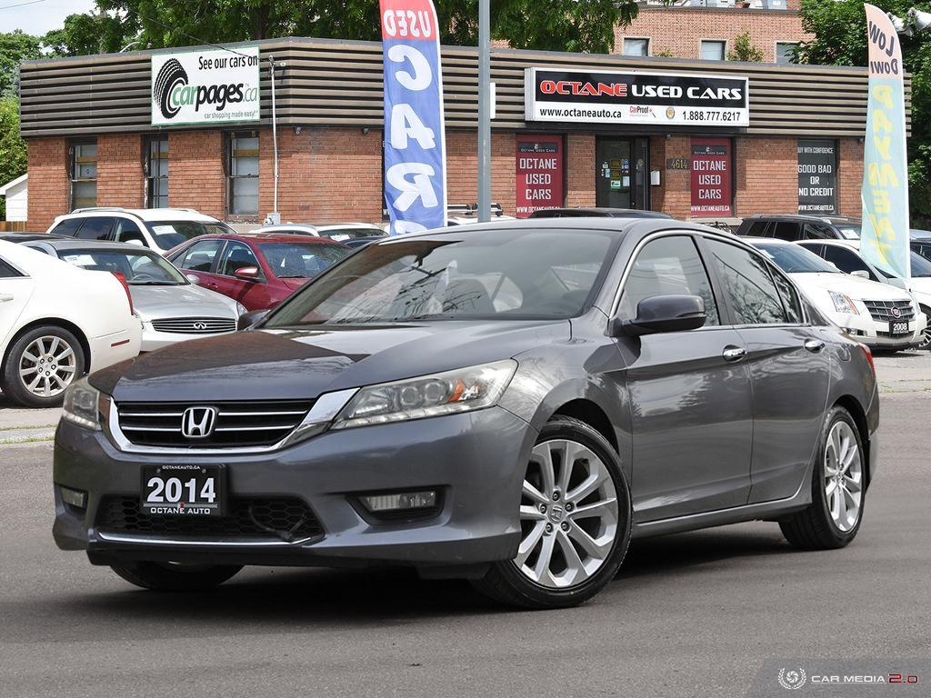2014 Honda Accord Touring image 1 of 27