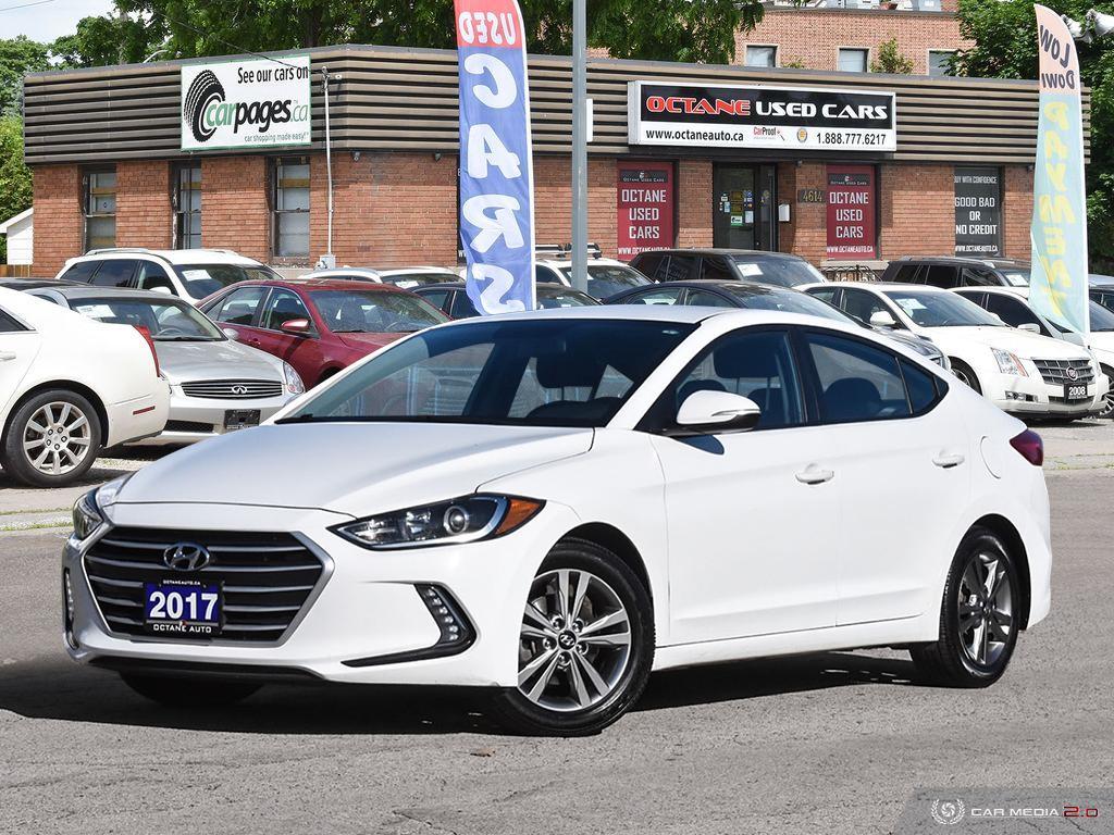 2017 Hyundai Elantra SE  - 088197  - Octane Used Cars