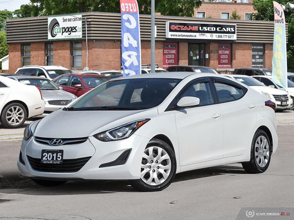 2015 Hyundai Elantra GL  - 567497  - Octane Used Cars