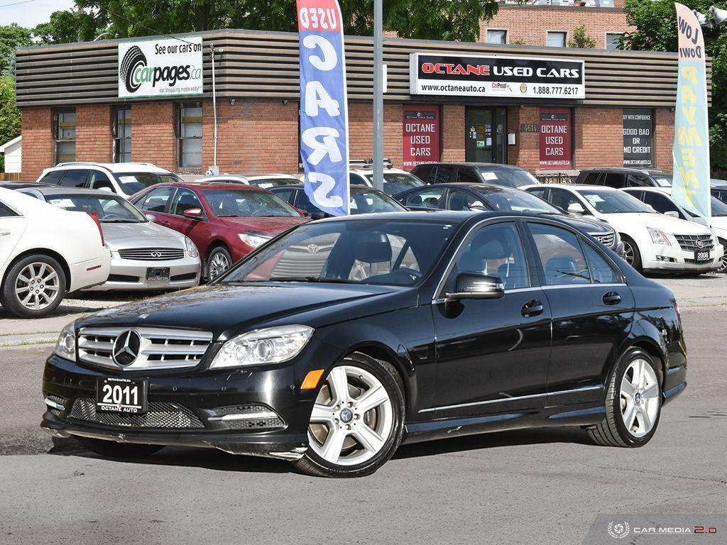 2011 Mercedes-Benz C-Class C 300 Luxury  - 591423  - Octane Used Cars