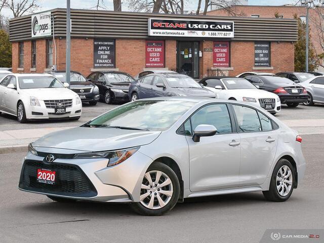 2020 Toyota Corolla LE  - 016793  - Octane Used Cars