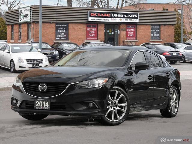 2014 Mazda Mazda6 i Grand Touring  - 113650  - Octane Used Cars