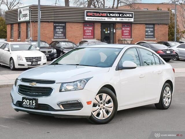 2015 Chevrolet Cruze LT  - 165153  - Octane Used Cars
