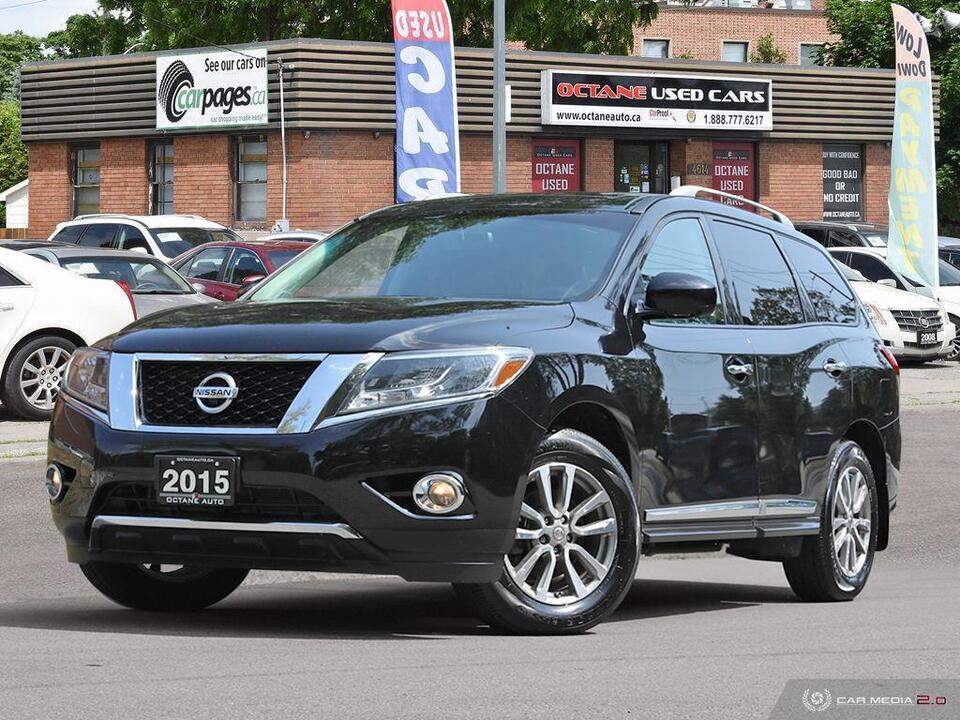 2015 Nissan Pathfinder SL image 1 of 26