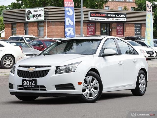 2014 Chevrolet Cruze 1LT  - 140548  - Octane Used Cars