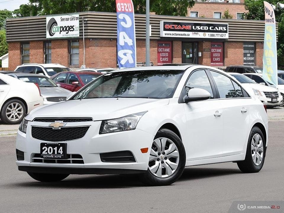 2014 Chevrolet Cruze 1LT image 1 of 26
