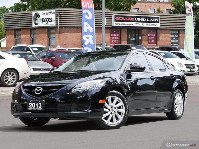 2013 Mazda Mazda6 i Sport  - M13797  - Octane Used Cars