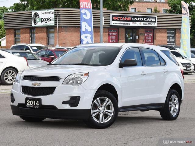 2014 Chevrolet Equinox LS  - 184174  - Octane Used Cars
