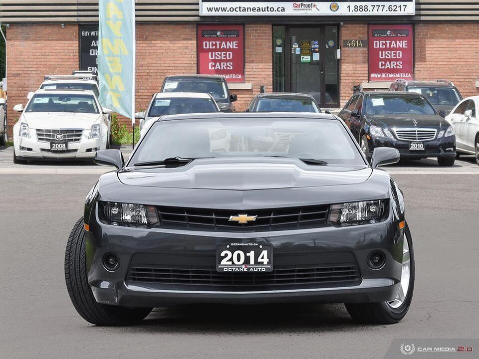 2014 Chevrolet Camaro LT image 2 of 27