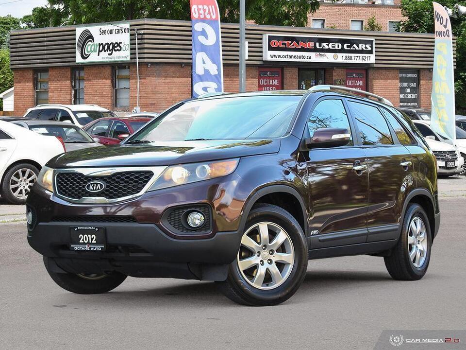 2012 Kia Sorento EX image 1 of 27