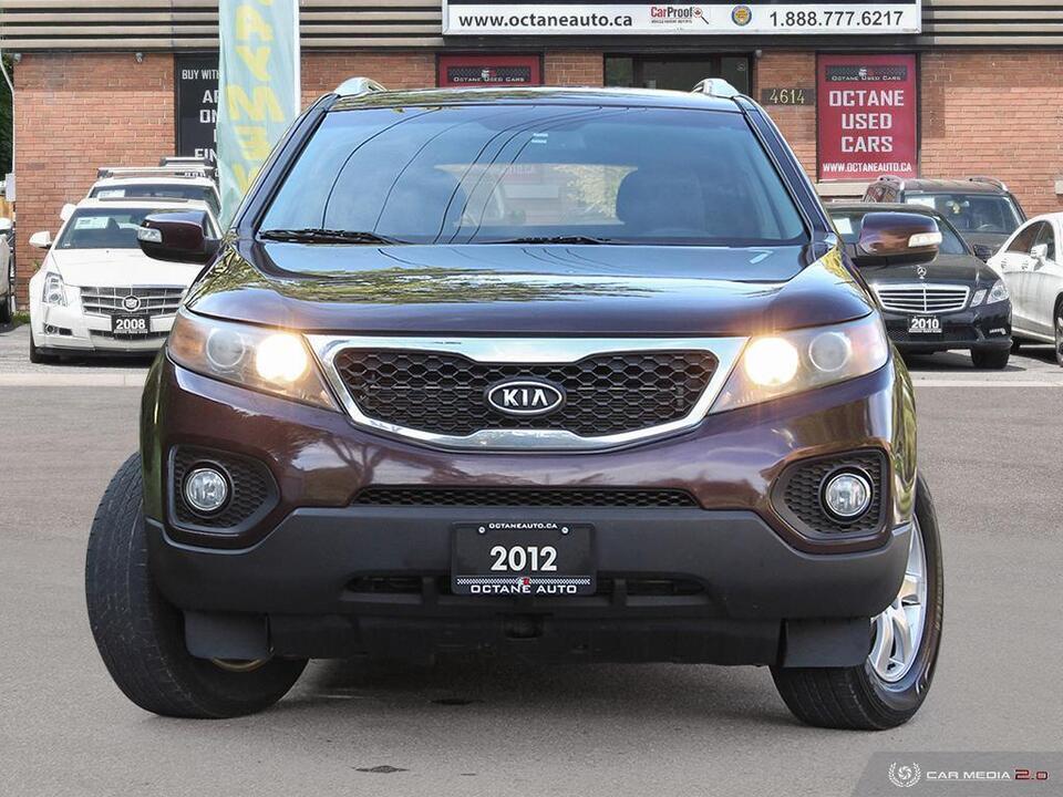 2012 Kia Sorento EX image 2 of 27