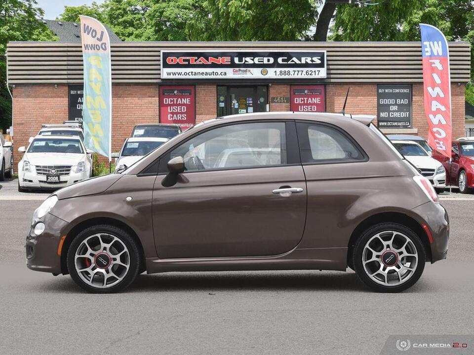 2013 Fiat 500 Sport image 3 of 26