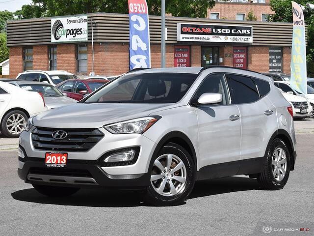 2013 Hyundai Santa Fe 2.0T Sport  - 018263  - Octane Used Cars