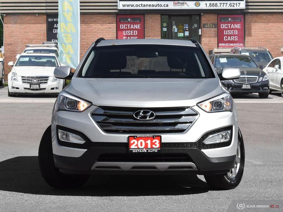 2013 Hyundai Santa Fe 2.0T Sport image 2 of 27