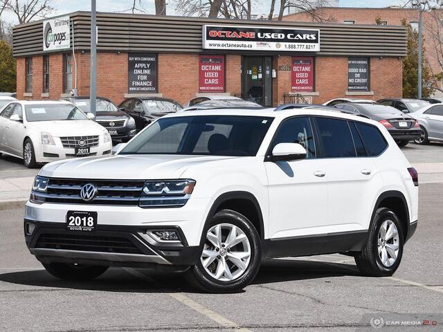 2018 Volkswagen Atlas 3.6 FSI 4MOTION  - 561240  - Octane Used Cars