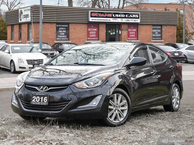 2016 Hyundai Elantra Sport Appearance  - 569204  - Octane Used Cars