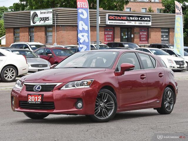 2012 Lexus CT 200h  - 075875  - Octane Used Cars