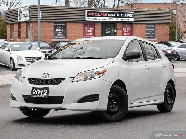 2012 Toyota Matrix Accident-Free!  - 864754  - Octane Used Cars