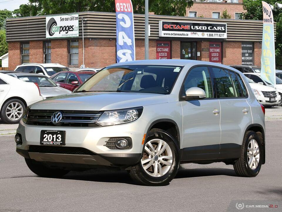 2013 Volkswagen Tiguan 4dr Auto 4Motion image 1 of 27