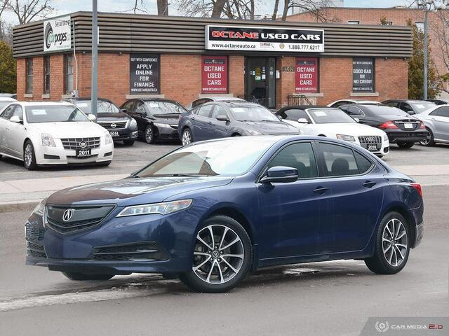 2015 Acura TLX V6 Tech  - 802840  - Octane Used Cars