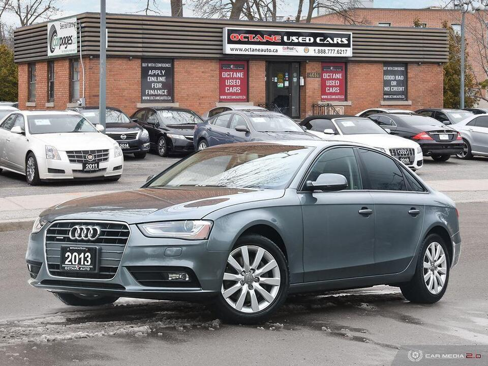 2013 Audi A4 A4 image 1 of 27
