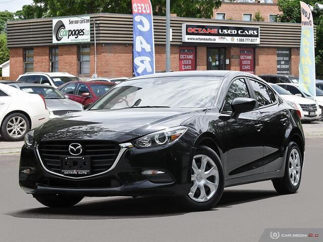 2018 Mazda MAZDA3 4-Door Sport  - 3MZBN1U7XJM251756  - Octane Used Cars