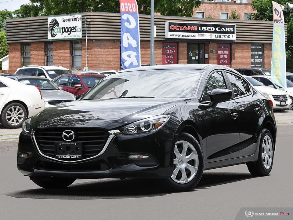 2018 Mazda MAZDA3 4-Door Sport image 1 of 26